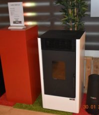 Cubo 12 kw white ECO+